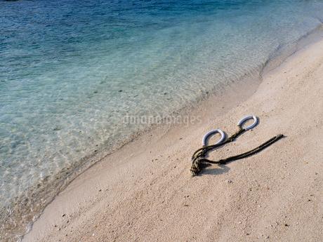 石垣島のビーチの写真素材 [FYI03445739]