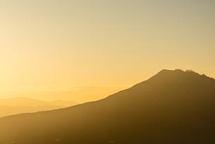 桜島朝景の写真素材 [FYI03445761]