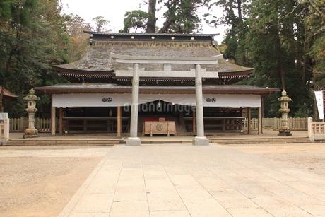 神社の写真素材(鹿島神宮)の写真素材 [FYI03446036]