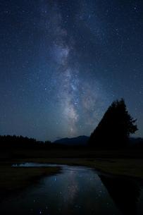 天の川の写真素材 [FYI03446717]