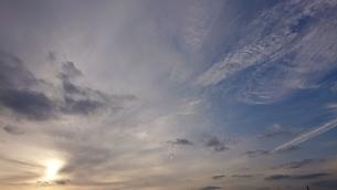 雲空光の写真素材 [FYI03446971]