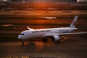 AIRBUS A350の写真素材 [FYI03447157]
