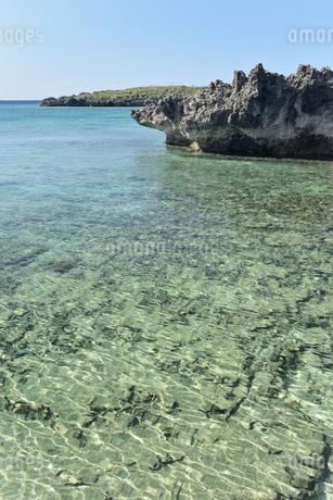 宮古島の風景の写真素材 [FYI03447328]