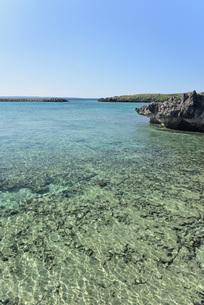 宮古島の風景の写真素材 [FYI03447329]
