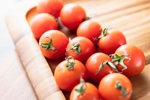 プチトマトの写真素材 [FYI03448856]