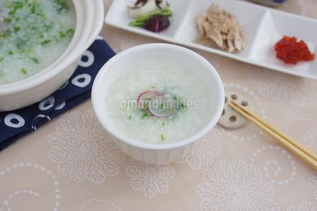 七草粥の写真素材 [FYI03449400]