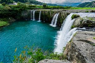 原尻の滝の写真素材 [FYI03449614]
