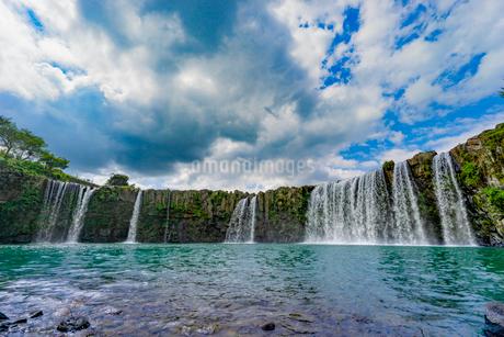 原尻の滝の写真素材 [FYI03449630]