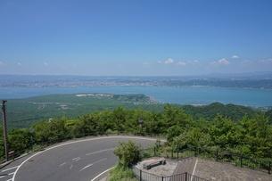 錦江湾の写真素材 [FYI03449635]