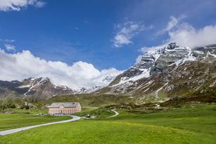 スイス、シンプロン峠の写真素材 [FYI03450186]