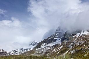 スイス、シンプロン峠の写真素材 [FYI03450377]