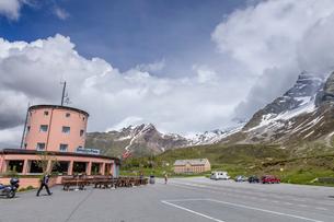 スイス、シンプロン峠の写真素材 [FYI03450379]