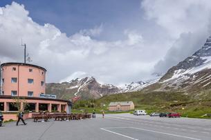 スイス、シンプロン峠の写真素材 [FYI03450382]
