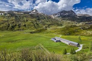 スイス、シンプロン峠の写真素材 [FYI03450590]