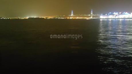 横浜ベイブリッジの写真素材 [FYI03450628]