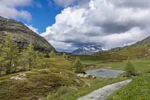 スイス、シンプロン峠の写真素材 [FYI03450629]