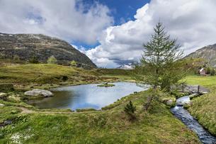 スイス、シンプロン峠の写真素材 [FYI03450631]