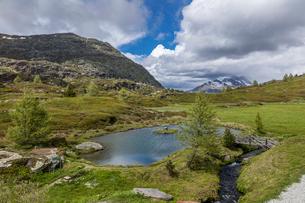 スイス、シンプロン峠の写真素材 [FYI03450668]
