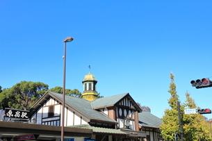 原宿駅の写真素材 [FYI03450674]
