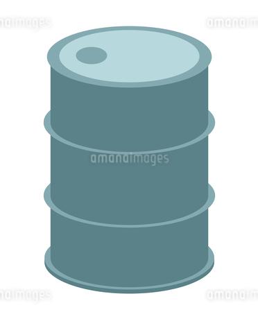 ドラム缶のイラスト素材 [FYI03451013]
