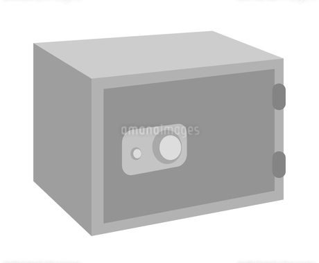 金庫のイラスト素材 [FYI03451029]