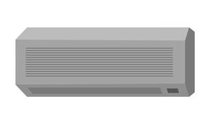 エアコンのイラスト素材 [FYI03451087]