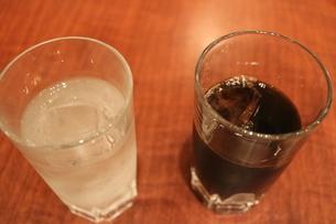 アイスコーヒーの写真素材 [FYI03451095]