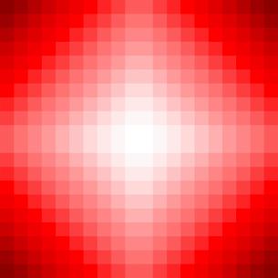 赤いモザイクの背景のイラスト素材 [FYI03451208]