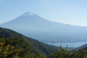 足柄峠から見た富士山の写真素材 [FYI03451584]