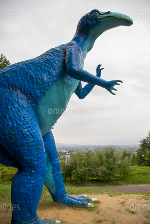 恐竜の写真素材 [FYI03451594]