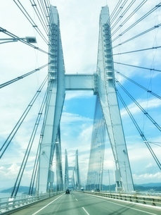 瀬戸大橋の写真素材 [FYI03451736]