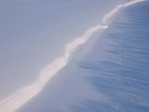 凍った川の写真素材 [FYI03452674]