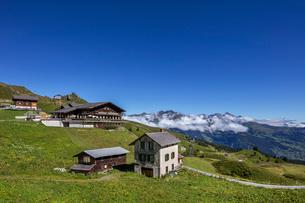 スイス、クライネシャイデックの風景の写真素材 [FYI03452747]
