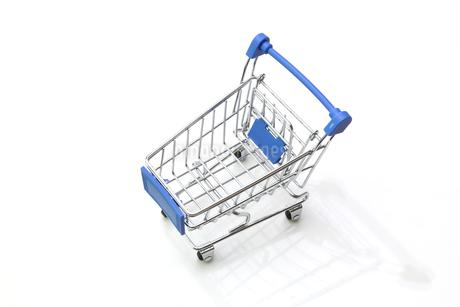 ショッピングカートの写真素材 [FYI03453195]