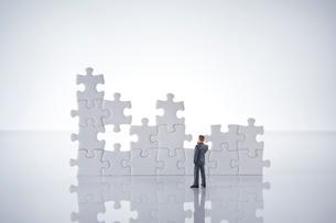 ビジネス解決イメージの写真素材 [FYI03453644]