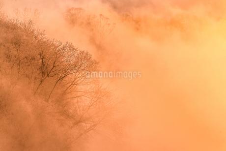 気嵐の写真素材 [FYI03454018]