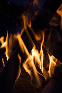 炎の写真素材 [FYI03454019]