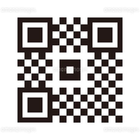 QRコードのアイコンイラスト素材のイラスト素材 [FYI03454097]