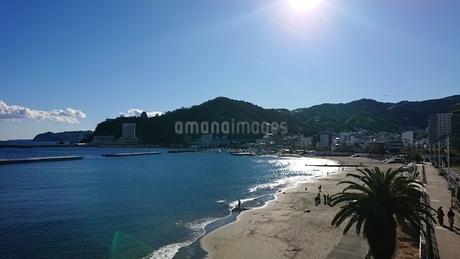 熱海サンビーチの写真素材 [FYI03454423]