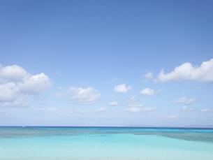 波照間島ニシ浜の写真素材 [FYI03454611]