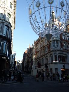 ロンドン街並みの写真素材 [FYI03454727]