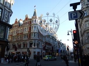 ロンドン街並みの写真素材 [FYI03454728]