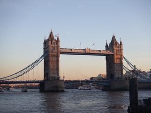 ロンドンブリッジの写真素材 [FYI03454736]
