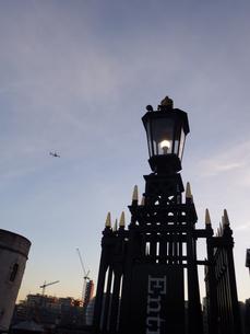ロンドン街並みの写真素材 [FYI03454738]