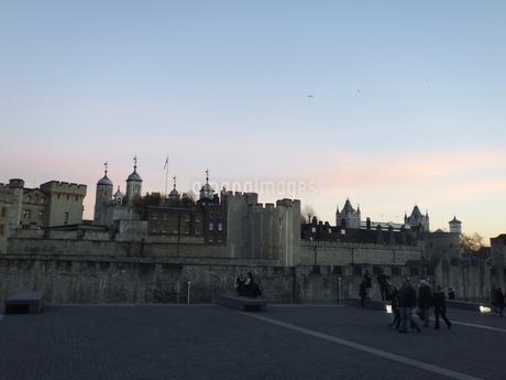ロンドン街並みの写真素材 [FYI03454739]