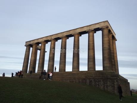 スコットランド カールトンヒルの写真素材 [FYI03454757]
