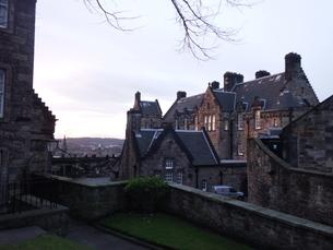スコットランド 街並みの写真素材 [FYI03454767]