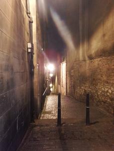 スコットランド 街並みの写真素材 [FYI03454777]