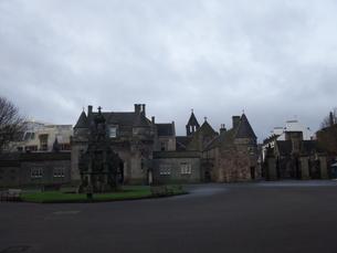 スコットランド 古城の写真素材 [FYI03454784]