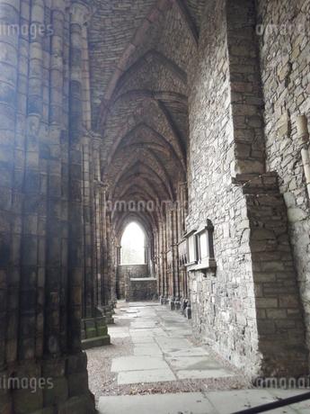 スコットランド 古城の写真素材 [FYI03454787]